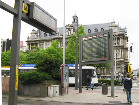 Antwerp Area Transportation (Antwerpen)