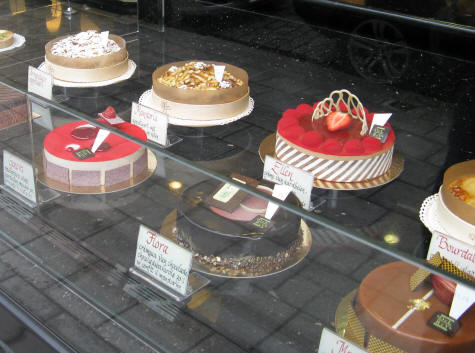 Belgian Pastries in Antwerpen