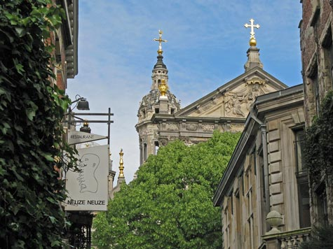 Antwerp Tourist Attractions